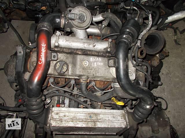 продам Б/у Двигатель Ford Transit Connect 1.8 TDDI № BHPA бу в Стрые