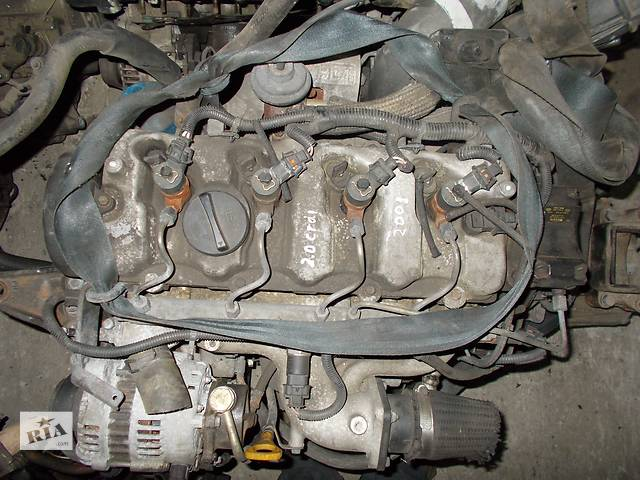 купить бу Б/у Двигатель Hyundai Tucson 2,0crdi № D4EA 2004-2005 в Стрые