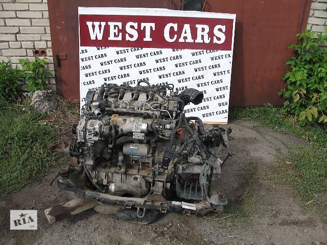 бу б/у Детали двигателя Двигатель Легковой Hyundai Tucson 2007 в Луцке