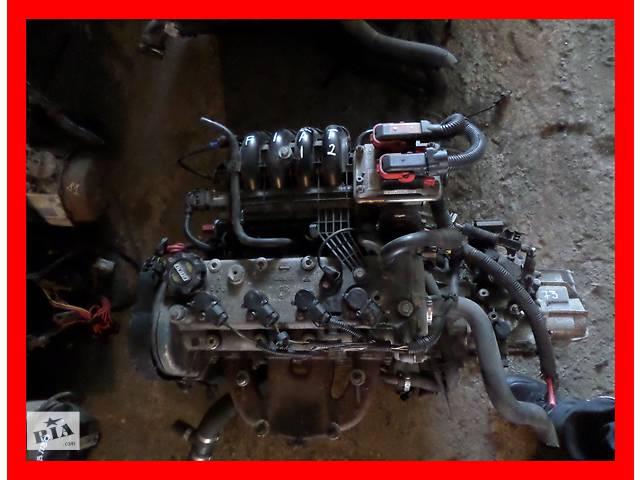 купить бу Б/у Двигатель Lancia Musa 1,2 бензин 16v № 188A5000 в Стрые