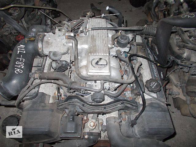 бу Б/у Детали двигателя Двигатель Легковой Lexus SC 4.0 бензин 1UZ-FE non VVT-i 1991-1997 в Стрые