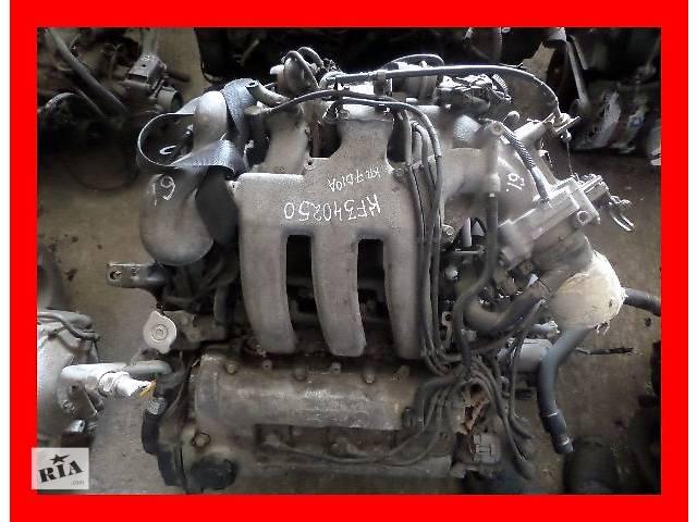 купить бу Б/у Двигатель Mazda 323, 323F 2,0 бензин V6 № KF в Стрые