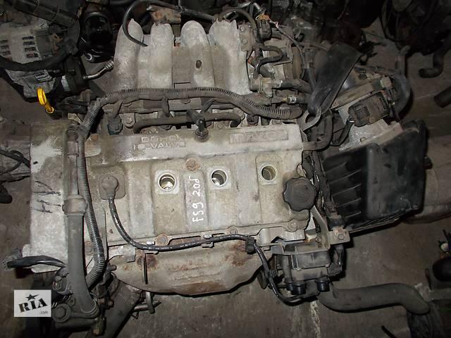купить бу Б/у Двигатель Mazda 626 2,0бензин FS в Стрые