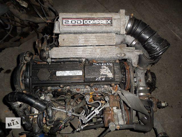 продам Б/у Детали двигателя Двигатель Mazda 626 2.0 td бу в Фастове