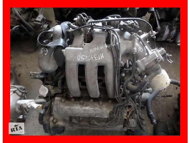 продам Б/у Двигатель Mazda MX-6 2,0 бензин V6 № KF бу в Стрые