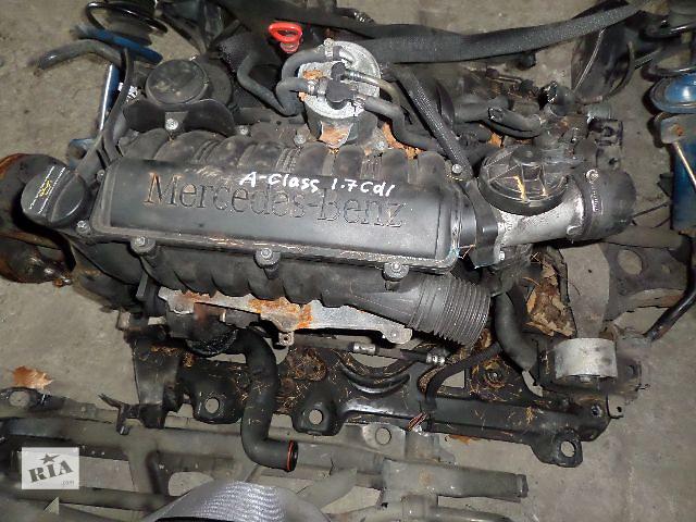 купить бу Б/у Двигатель Mercedes A-Class 1,7CDI в Стрые