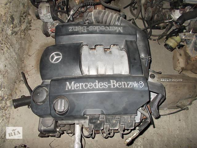 продам Б/у Двигатель Mercedes CLK-Class 3,2бензин № 112.940 31 166457 бу в Стрые