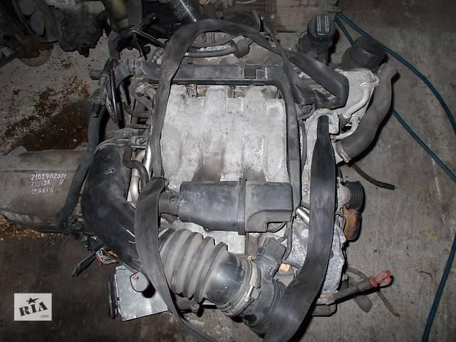 бу Б/у Двигатель Mercedes E-Class 2,4 бензин V6 № 112.911 в Стрые