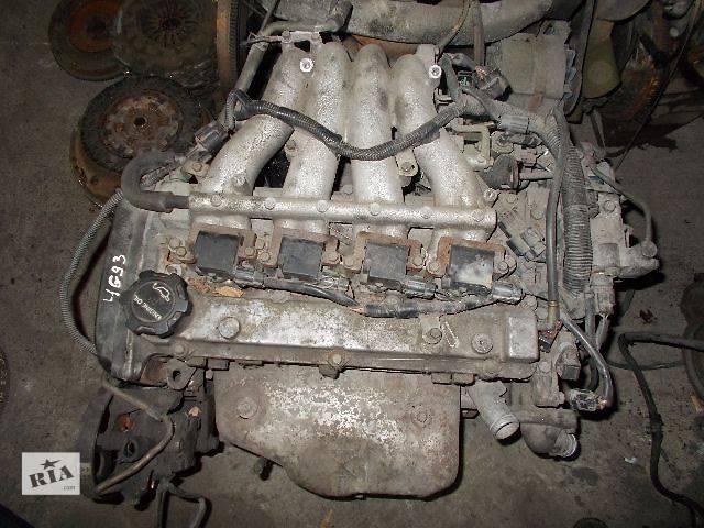 Б/у Двигатель Mitsubishi Carisma 1,8 бензин GDI № 4G93- объявление о продаже  в Стрые