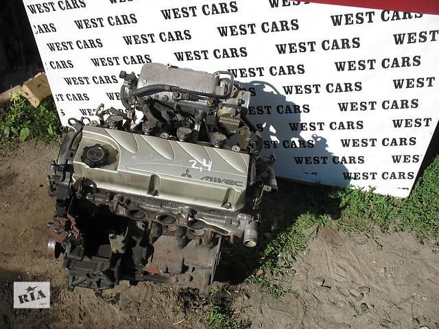 б/у Детали двигателя Двигатель Легковой Mitsubishi Outlander 2005- объявление о продаже  в Луцке