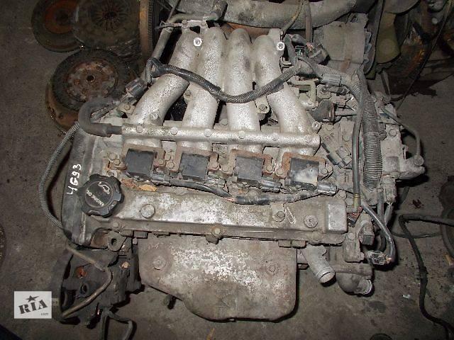 купить бу Б/у Двигатель Mitsubishi Pajero Pinin 1,8 бензин GDI № 4G93 в Стрые