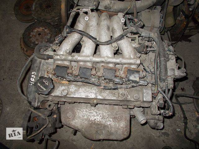 продам Б/у Двигатель Mitsubishi Pajero Pinin 1,8 бензин GDI № 4G93 бу в Стрые