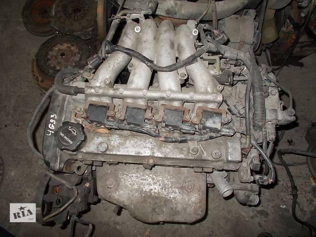 купить бу Б/у Двигатель Mitsubishi Space Runner 1,8 бензин GDI № 4G93 в Стрые