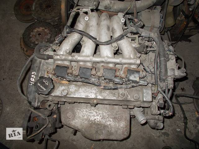 продам Б/у Двигатель Mitsubishi Space Runner 1,8 бензин GDI № 4G93 бу в Стрые
