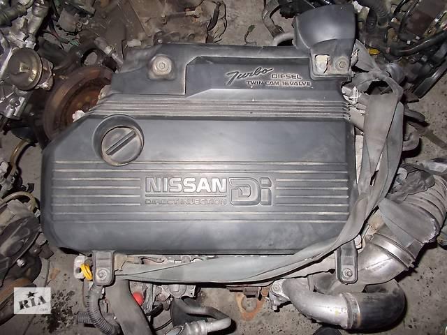 продам Б/у Двигатель Nissan Almera 2.2 di № YD22DDT 2000-2002 бу в Стрые