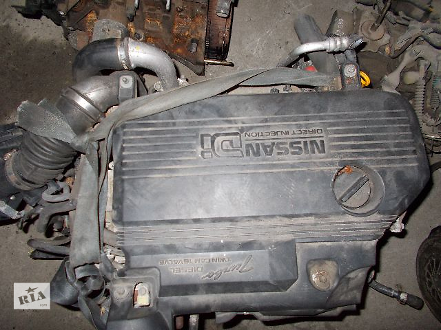 купить бу Б/у Двигатель Nissan Almera 2,2tdi в Стрые