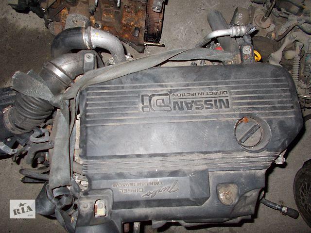 Б/у Двигатель Nissan Tino 2.2 tdi- объявление о продаже  в Стрые