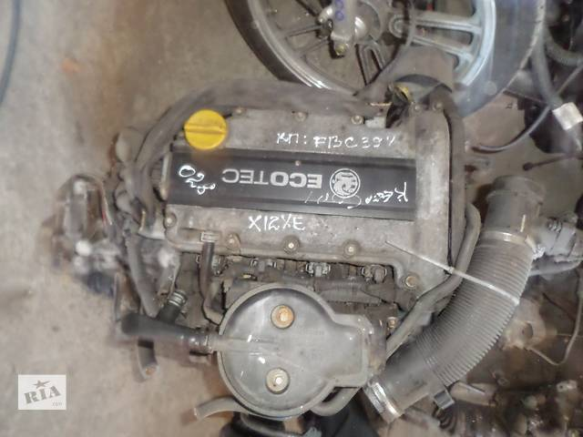 бу Б/у Двигатель Opel Corsa 1.2 бензин № X12XE в Стрые