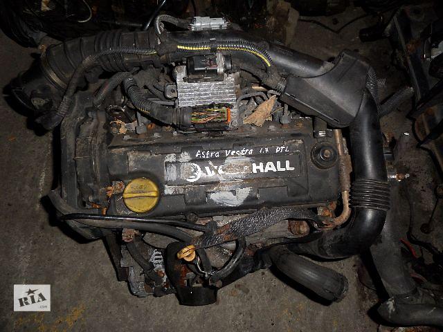Б/у Детали двигателя Двигатель Легковой Opel Corsa 1.7 D, 1.7 TD, 1.7 TDI Y17DTL- объявление о продаже  в Стрые