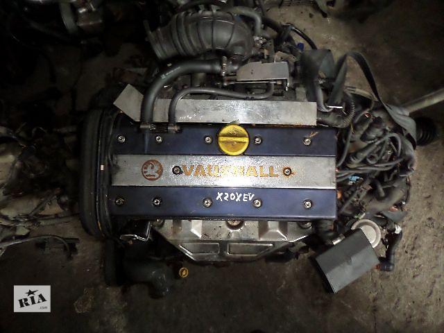 купить бу Б/у Детали двигателя Двигатель Opel Vectra 2.0 бензин X20XEV в Фастове