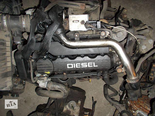 Б/у Детали двигателя Двигатель Легковой Opel Zafira 1.7 tdi X17DTI- объявление о продаже  в Стрые