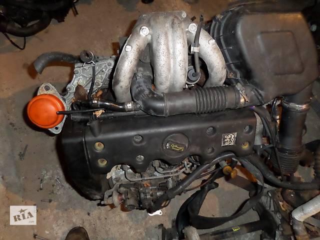 купить бу Б/у Двигатель Peugeot 106 1.5 D в Стрые