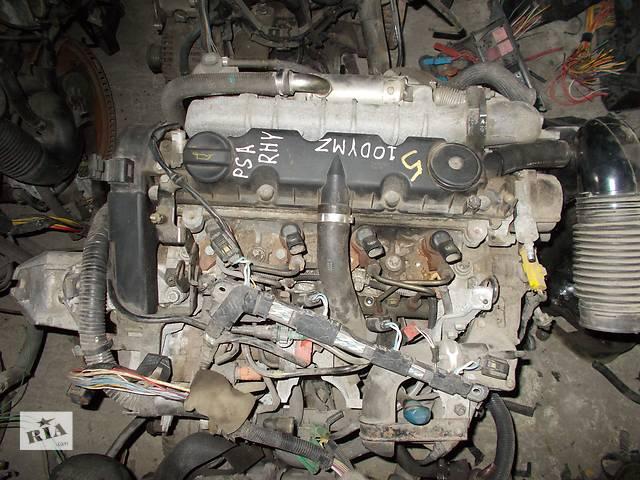 Б/у Двигатель Peugeot 206 2,0HDI № PSA RHY 1999-2005- объявление о продаже  в Стрые