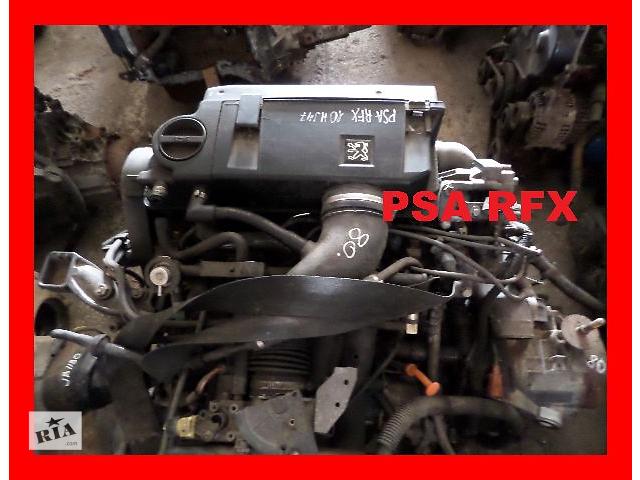 купить бу Б/у Детали двигателя Двигатель Легковой Peugeot 306 2.0 бензин № PSA RFX в Стрые