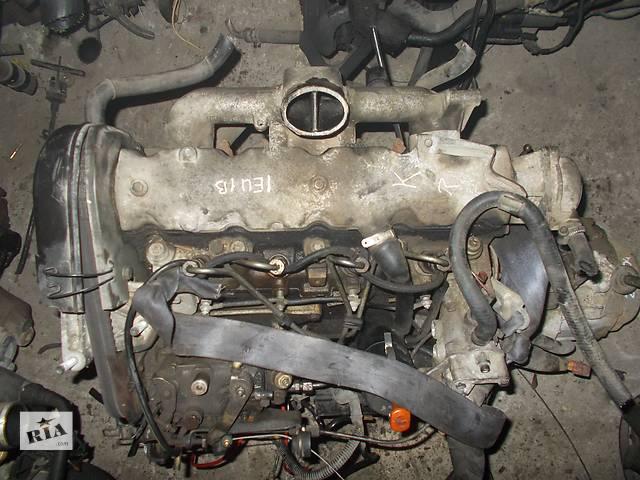 продам Б/у Двигатель Peugeot 405 1.9 d № D9B 1988-1999 бу в Стрые