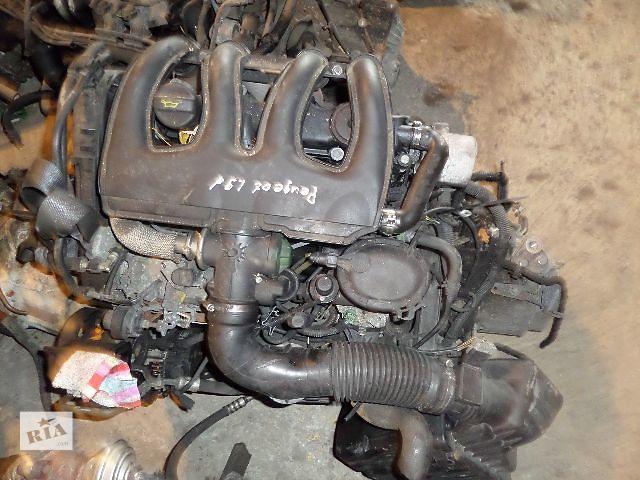 купить бу Б/у Детали двигателя Двигатель Peugeot Partner 1.9 d в Фастове