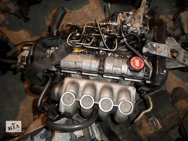 бу Б/у Двигатель Renault 19 1,9d № F8Q 1988-2000 в Стрые