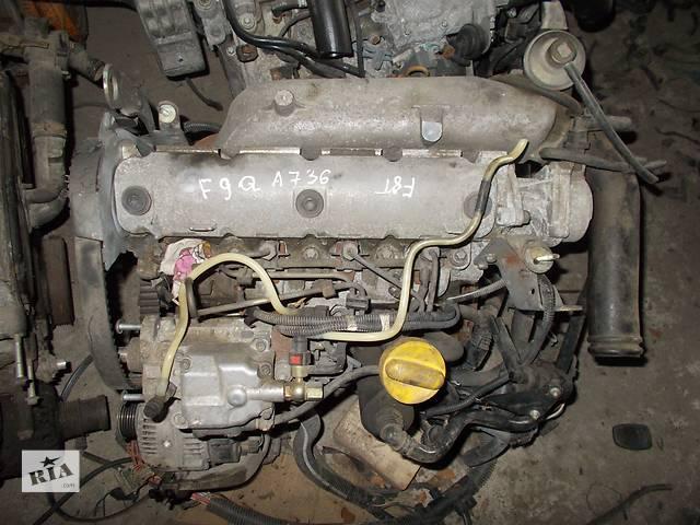 Б/у Двигатель Renault Laguna 1,9dti № F9Q A 736- объявление о продаже  в Стрые