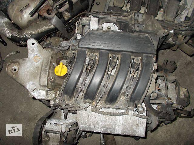 продам Б/у Двигатель Renault Megane 2,0 бензин № F4R бу в Стрые