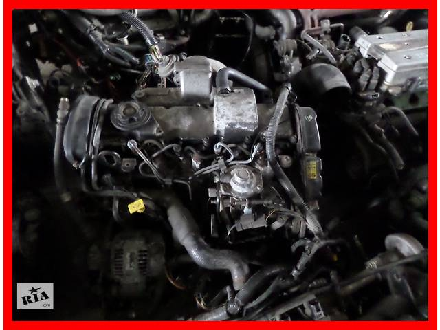 купить бу Б/у Двигатель Rover 400 2,0TD № 20T2R в Стрые