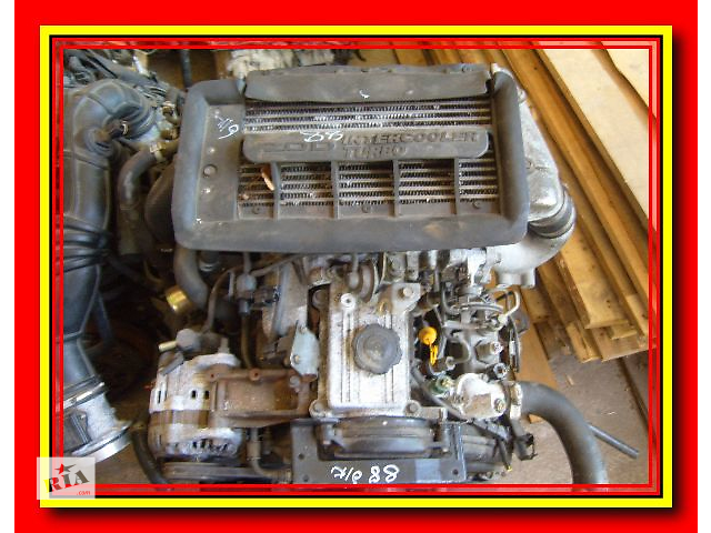 Б/у Двигатель Suzuki Grand Vitara 2,0TDI № RF 1998-2005- объявление о продаже  в Стрые