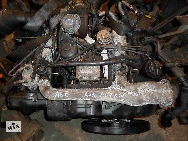 бу Б/у Двигатель Volkswagen Passat B5 2,5TDI № AKE в Стрые