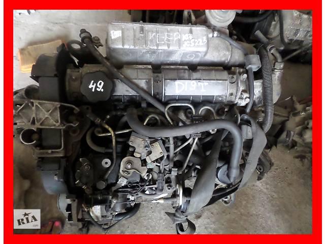 Б/у Двигатель Volvo 440 1.9 TD № D19T- объявление о продаже  в Стрые