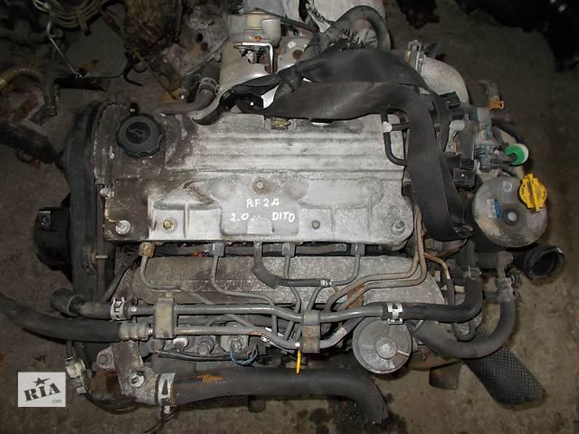 купить бу Б/у Двигатель Mazda 626 2,0td № RF2A в Стрые