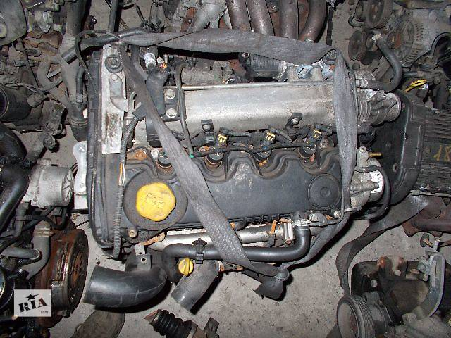 Б/у Двигатель Opel Zafira 1.9 CDTI № Z19DT- объявление о продаже  в Стрые