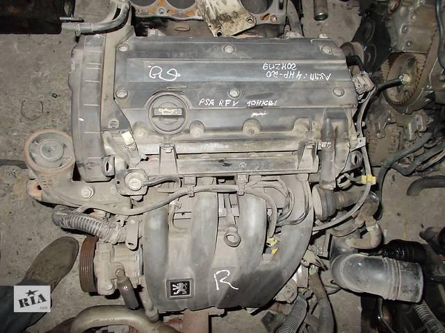 продам Б/у Двигатель Peugeot 406 2,0 бензин 16V № PSA RFV 1995-2004 бу в Стрые