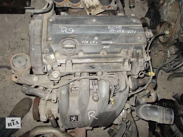 Б/у Двигатель Peugeot 806 2,0 бензин 16V № PSA RFV 1998-2000- объявление о продаже  в Стрые