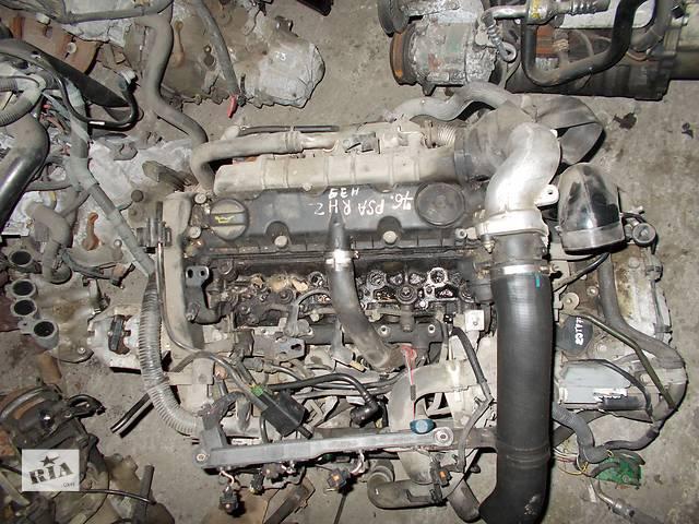 бу Б/у Двигатель Peugeot 806 2,0hdi № PSA RHZ 1999-2002 в Стрые