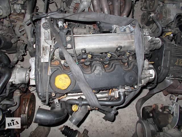 купить бу Б/у Двигатель Saab 9-5 1.9 tid № Z19DT в Стрые