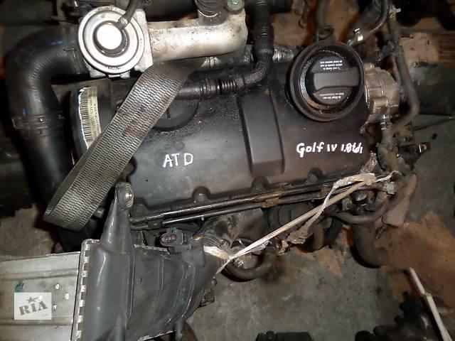 бу Б/у Детали двигателя Двигатель Volkswagen Bora 1.9 tdi № ATD в Стрые