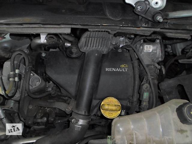 продам Б/у Детали двигателя Двигун Евро 5 Renault Kangoo Рено Канго Кенго 1,5 DCI К9К B802, N764 2011 бу в Луцке