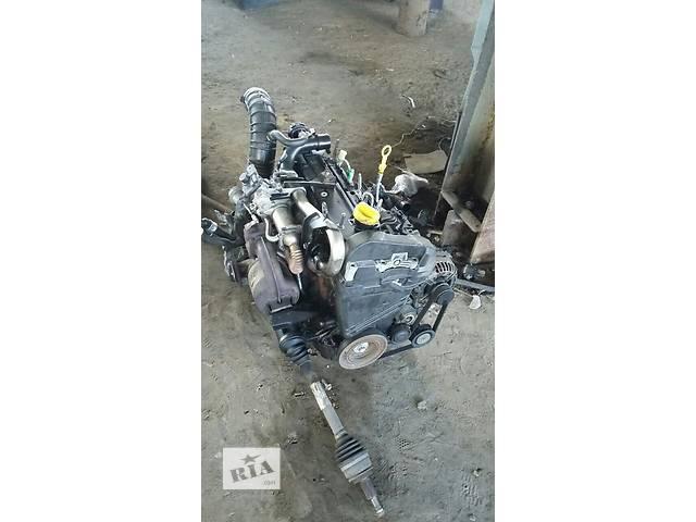 бу Б/у Детали двигателя Двигун Евро 5 Renault Kangoo Рено Канго Кенго 1,5 DCI К9К B802, N764 2011 в Луцке