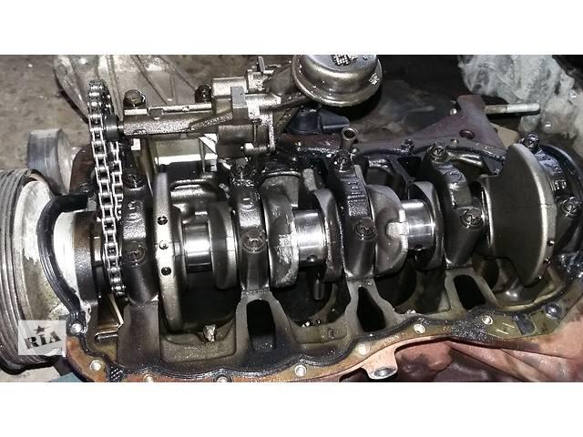 Б/у Детали двигателя, Колінвал Коленвал Renault Kangoo Кенго 1,5 DCI К9К B802, N764 2008-2012- объявление о продаже  в Луцке