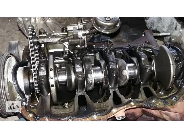 Б/у Детали двигателя, Колінвал Коленвал Renault Kangoo Рено Кенго Канго 1,5 DCI К9К B802, N764 2008-2012- объявление о продаже  в Луцке