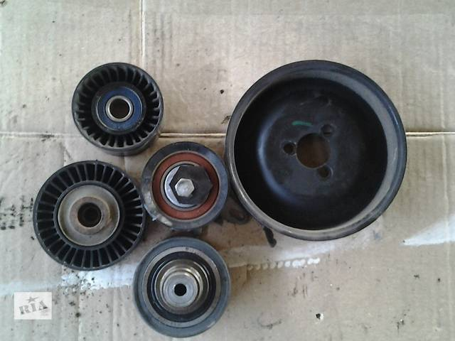 Б/у Детали двигателя Ролик ГРМ Volkswagen Crafter Фольксваген Крафтер 2.5 TDI 2006-2010- объявление о продаже  в Луцке