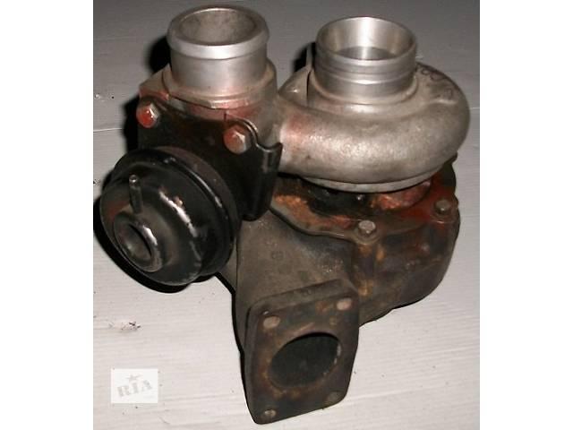 продам Б/у Детали двигателя Турбина Volkswagen Crafter Фольксваген Крафтер 2.5 TDI BJK/BJL/BJM (80кВт,100кВ,120 кВт) 2006-2010 бу в Луцке